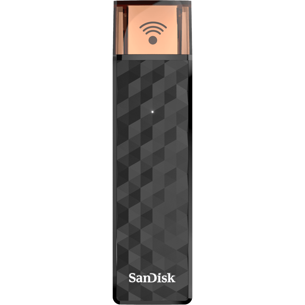 Draadloze SanDisk Connect-stick